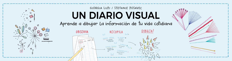 Un diario visual, de Giorgia Lupi y Stefanie Posavec