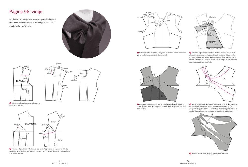 Pattern Magic 2, de Tomoko Nakamichi - Editorial GG