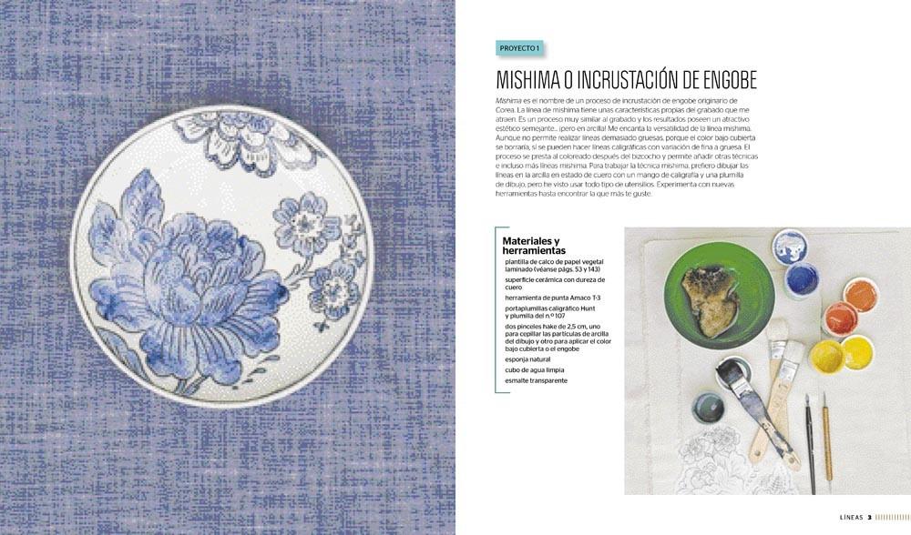 Cómo decorar superficies cerámicas, de Molly Hatch - Editorial GG