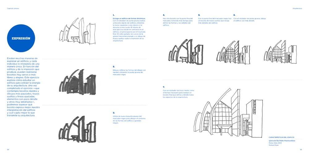 c mo dibujar bocetos de arquitectura y dise o interior de
