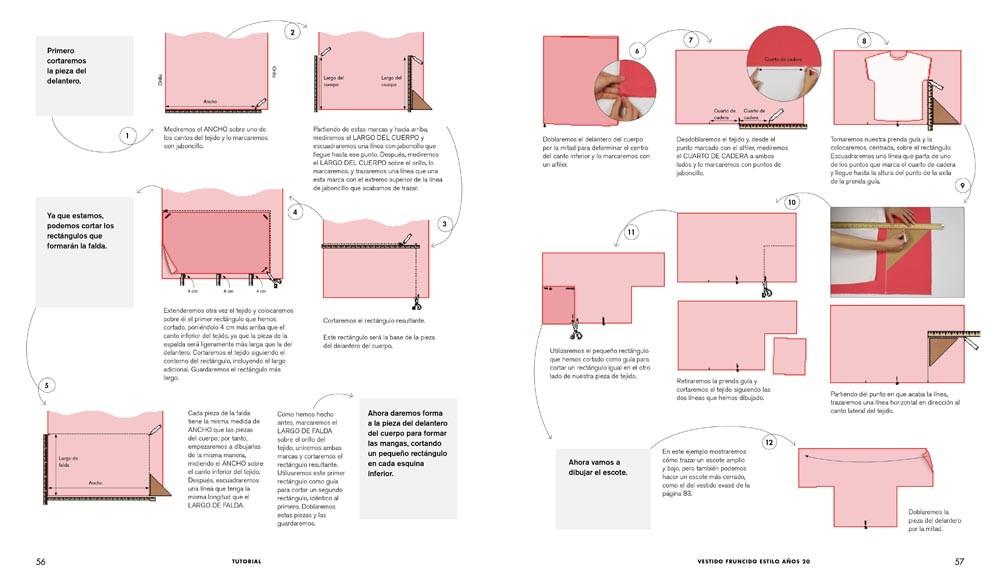 Costura sin patrones, de Rosie Martin - Editorial GG