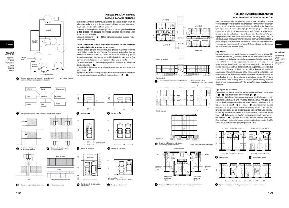 Arte de proyectar en arquitectura de ernst neufert for Medidas en arquitectura pdf