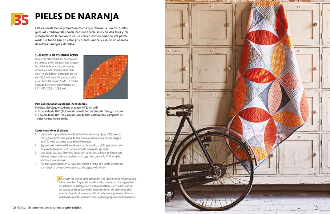 Quilts, de Stuart Hillard - Editorial GG