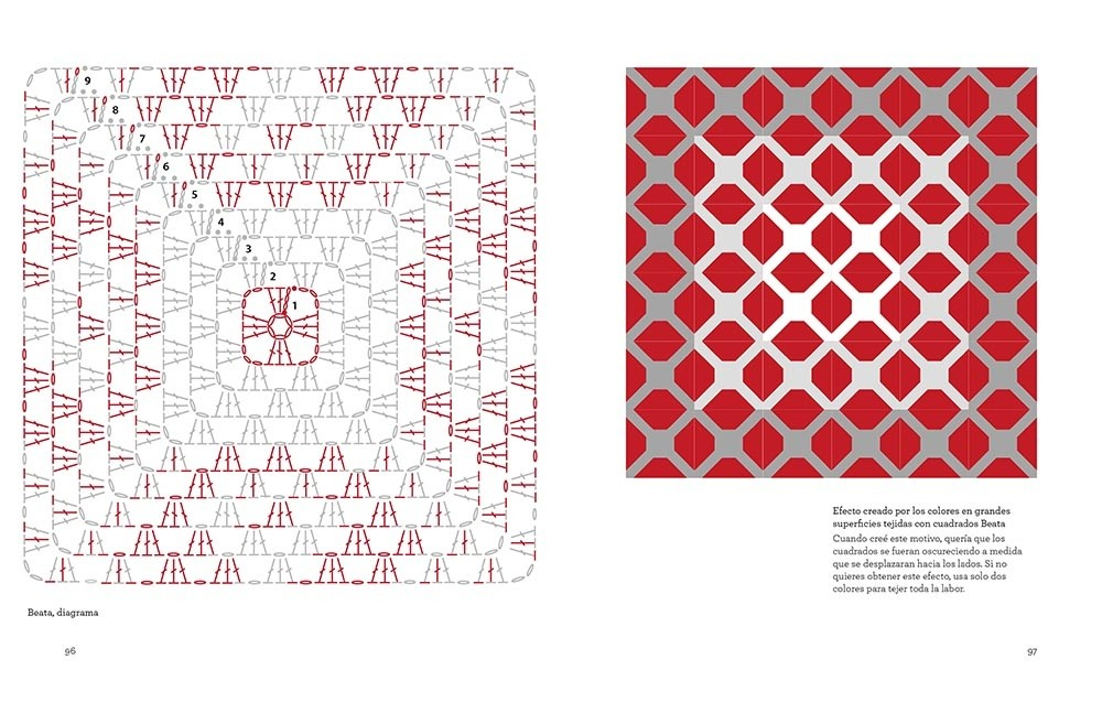 Granny Squares contemporáneos, de Maria Gullberg - Editorial GG