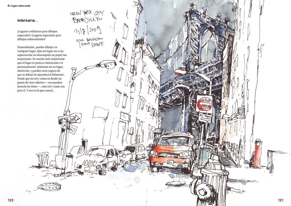 Atr vete con el cuaderno de dibujo de felix scheinberger for Croquis un libro de arquitectura para dibujar pdf