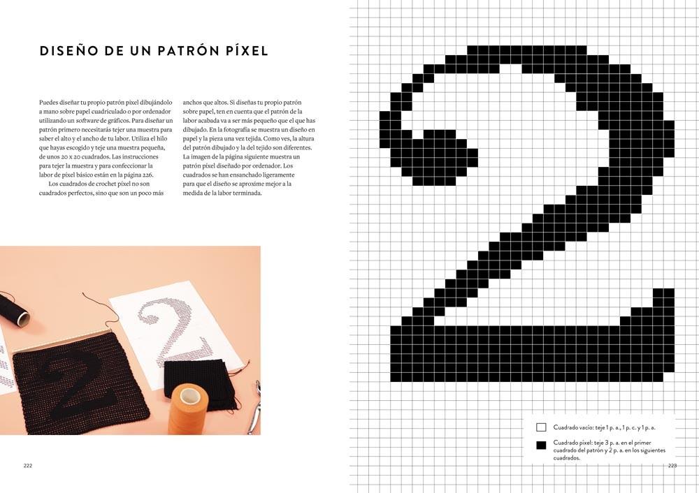 Crochet moderno, de Molla Mills - Editorial GG