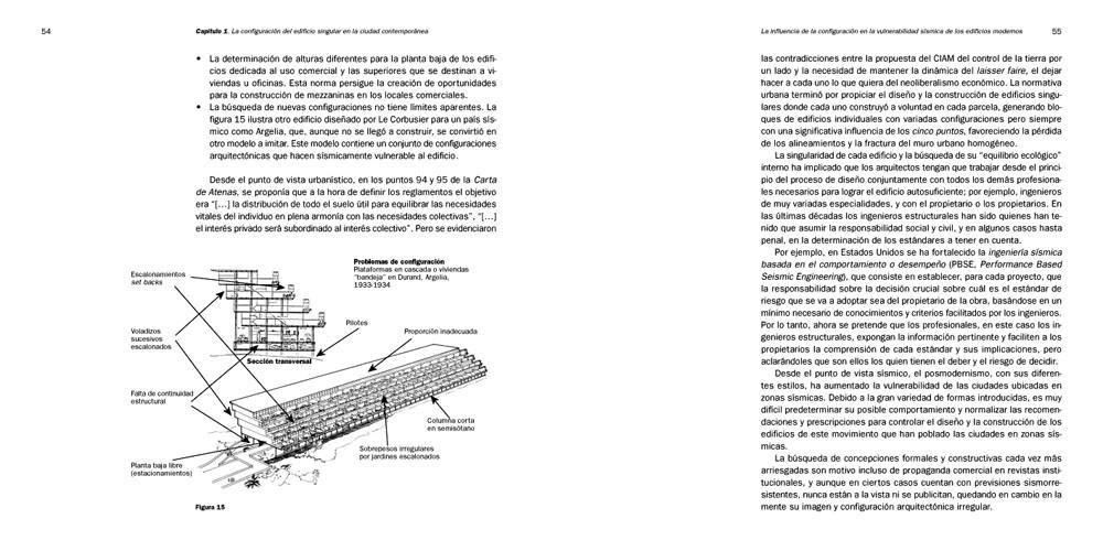 Arquitectura moderna en zonas sísmicas, de Teresa Guevara - Editorial GG