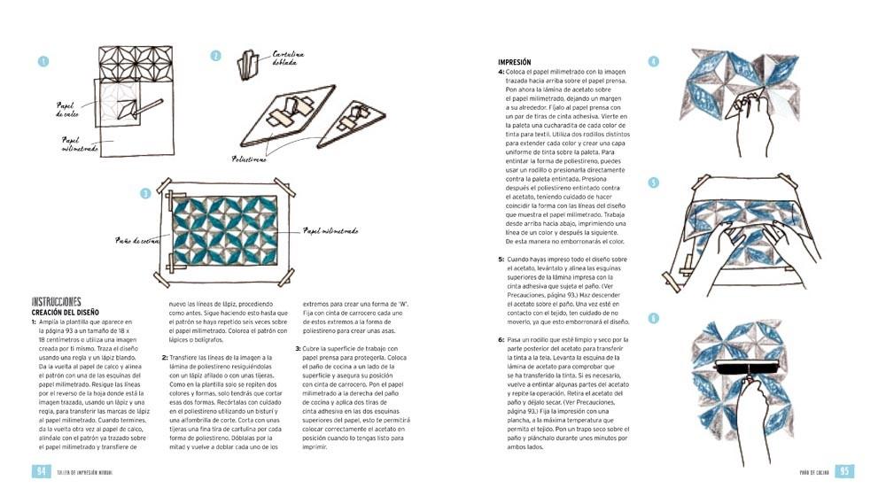 Taller De Impresi N Manual De Vanessa Mooncie Editorial Gg