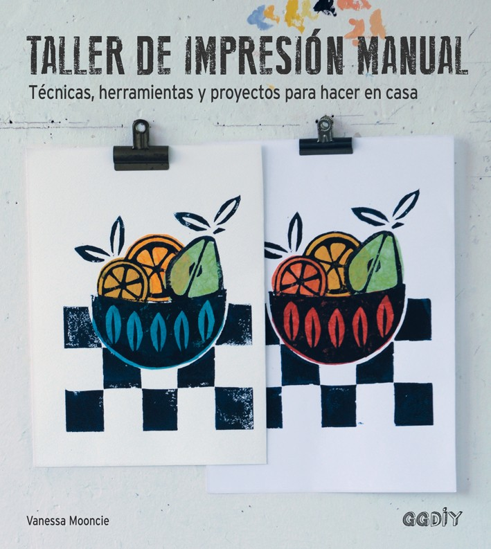Taller de impresión manual