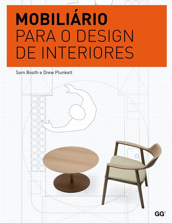 Mobiliário para o design de interiores