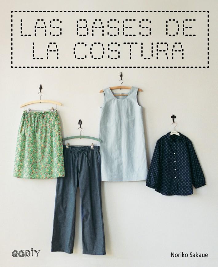 Las bases de la costura, de Noriko Sakaue - Editorial GG