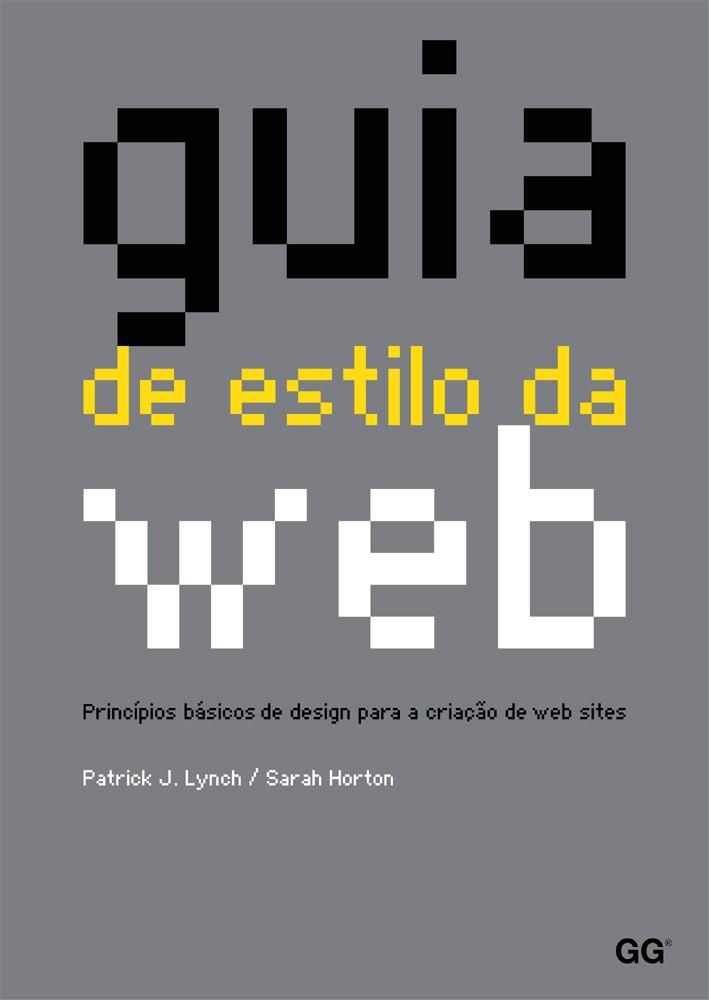 Guia de estilo da web