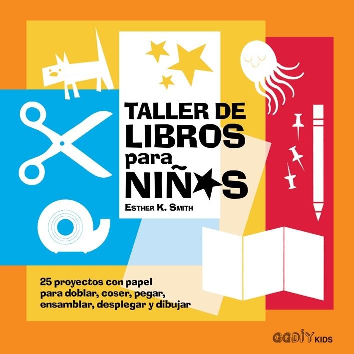 Taller de libros para niñ*s