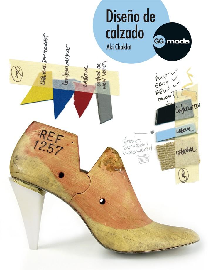 Diseño de calzado, de Aki Choklat - Editorial GG