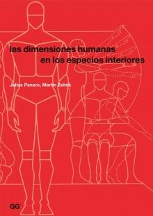 Las dimensiones humanas en los espacios interiores