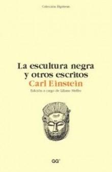 La escultura negra y otros escritos