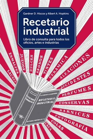 Recetario industrial