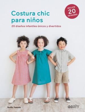 Costura chic para niños