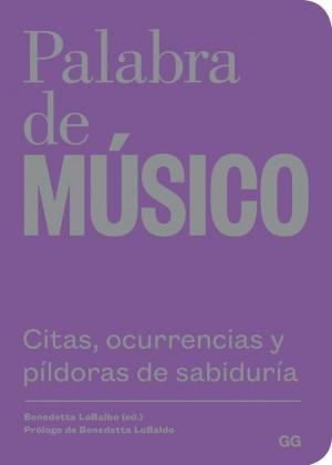 Palabra de músico