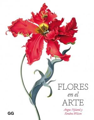 Flores en el arte