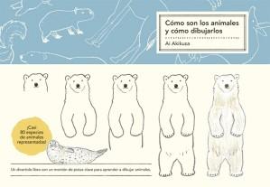 Cómo son los animales y cómo dibujarlos
