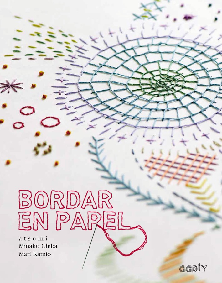 Bordar en papel