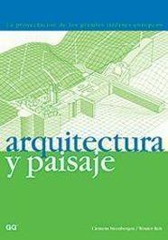 Arquitectura y paisaje