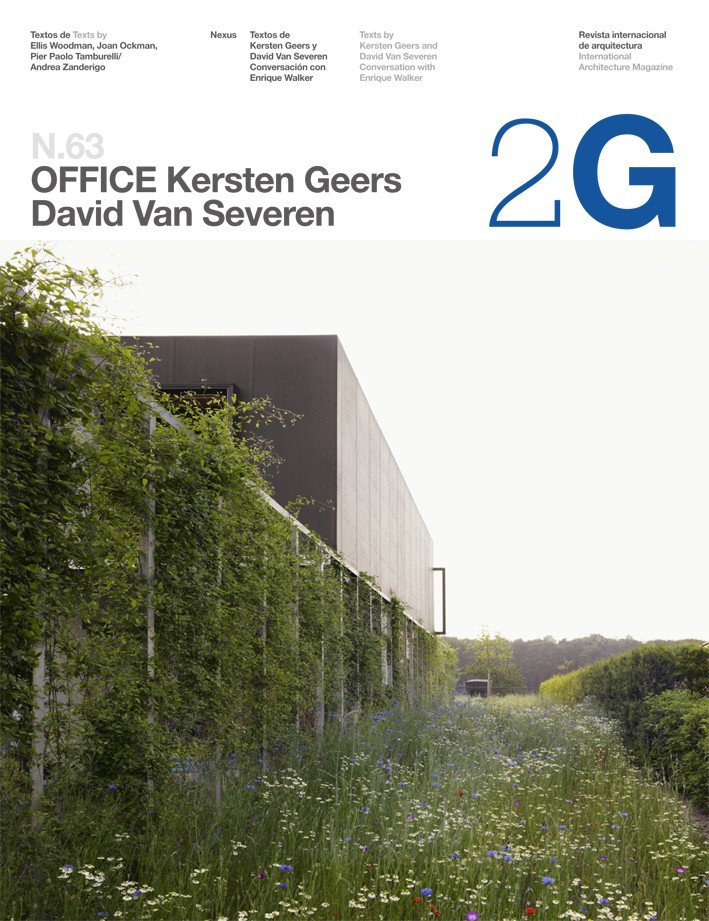 2G N.63 OFFICE Kersten Geers David Van Severen