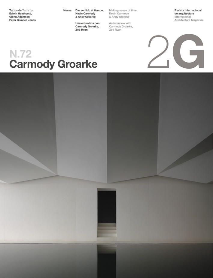 2G N.72 Carmody Groarke