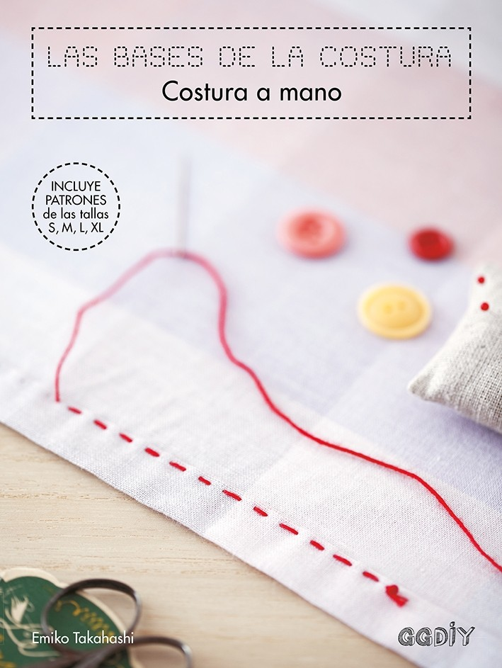 Las bases de la costura. Costura a mano