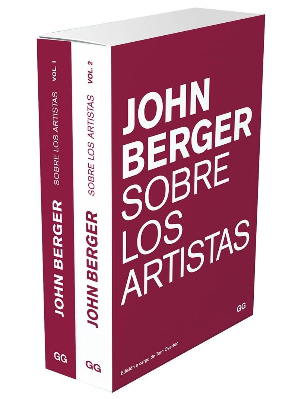 Sobre los artistas. Estuche 2 volúmenes