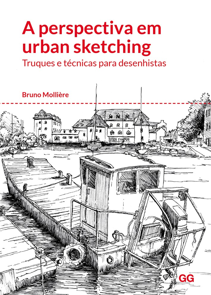 A perspectiva em urban sketching