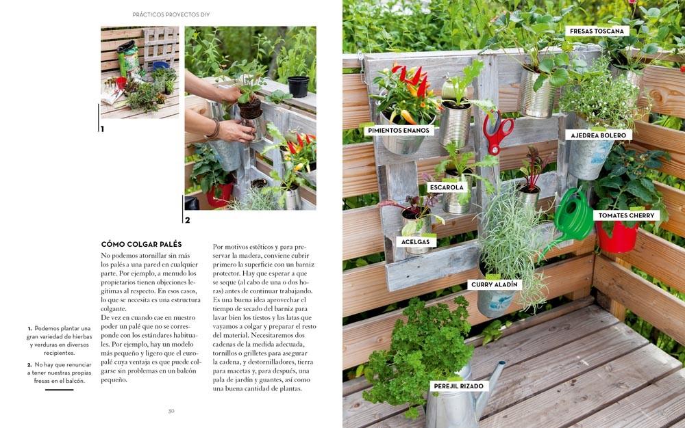 C mo construir un jard n vertical de martin staffler gg for Como construir un jardin vertical