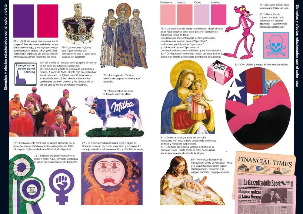 Psicología del color, de Eva Heller - GG México