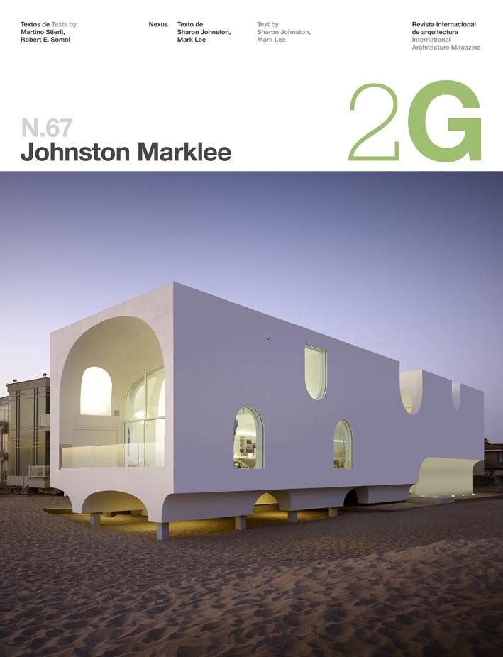 2G N.67 Johnston Marklee