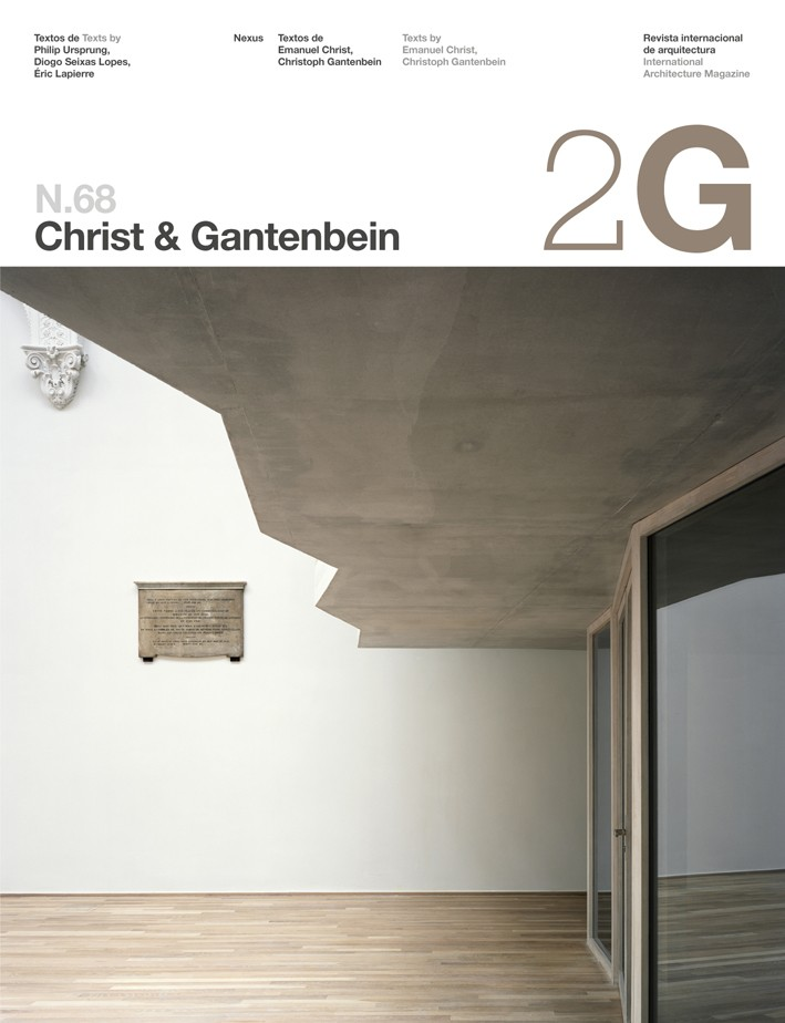 2G N.68 Christ & Gantenbein