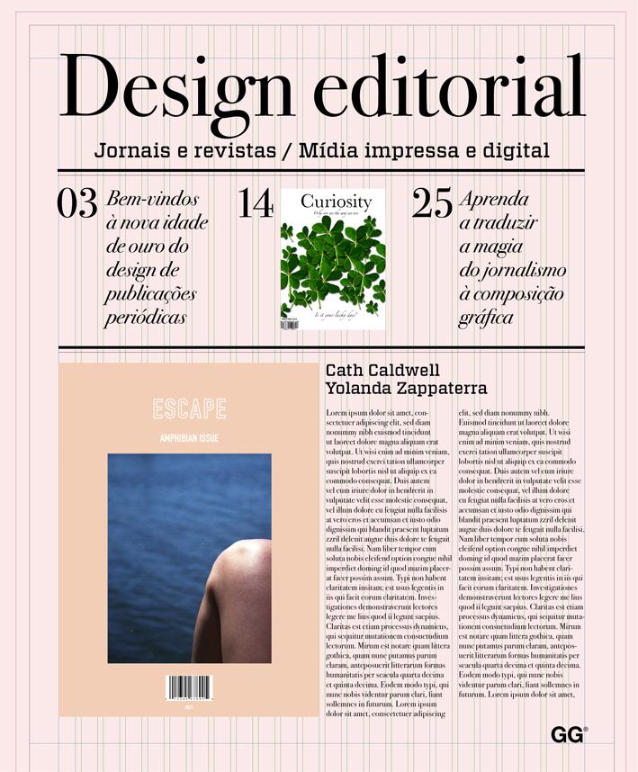 design editorial, de yolanda zappaterra, cath caldwell - editorial gg