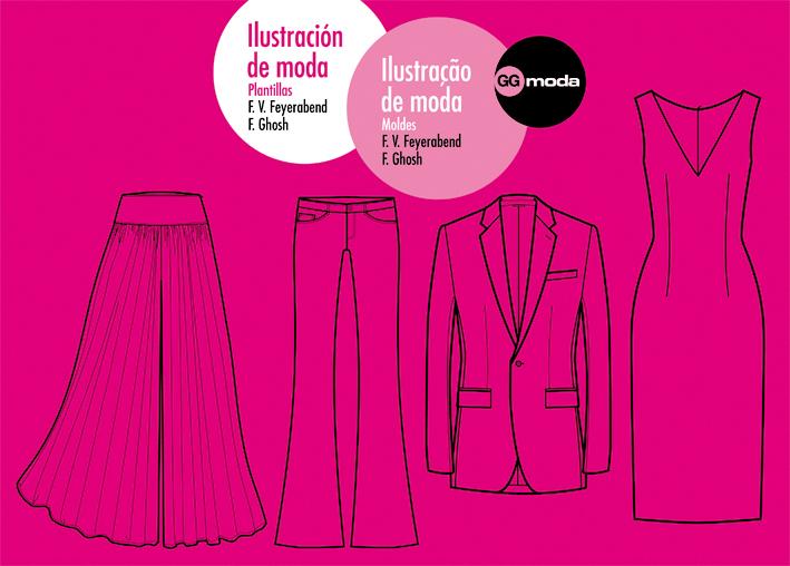 Ilustración de moda. Plantillas, de F.V. Feyerabend, Frauke Ghosh ...