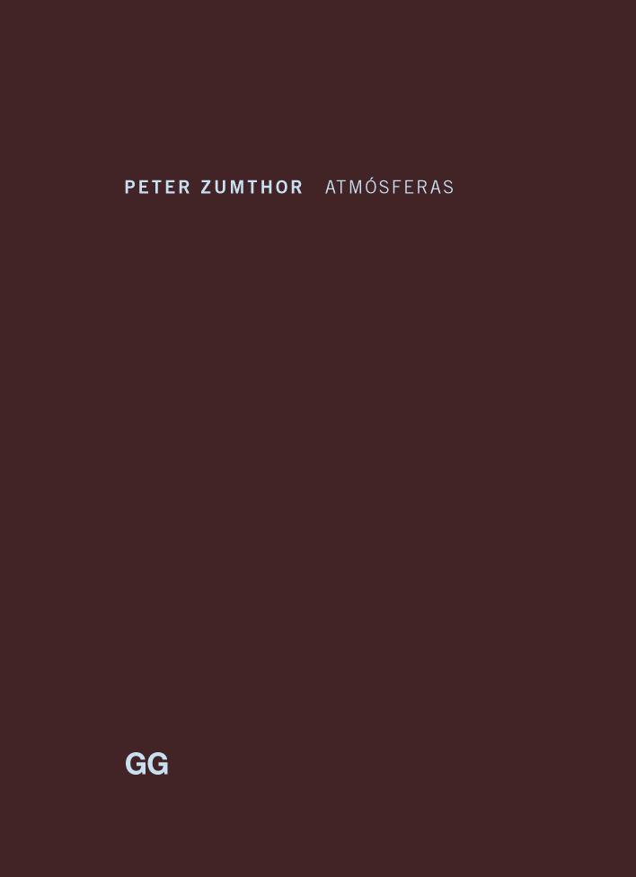 libro atmosferas peter zumthor pdf
