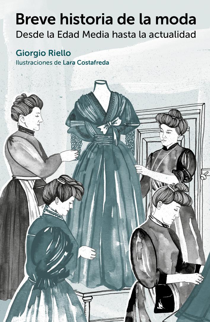 Breve Historia De La Moda De Giorgio Riello Editorial Gg