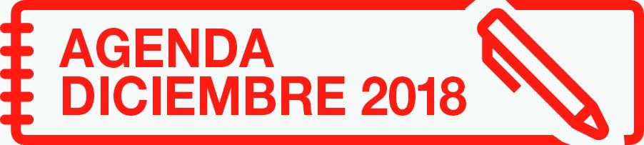 Agenda de eventos 2018