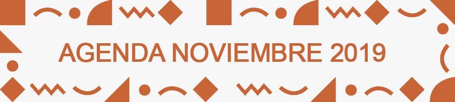 Agenda de eventos 2019