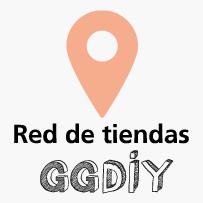 Red de tiendas GGDIY
