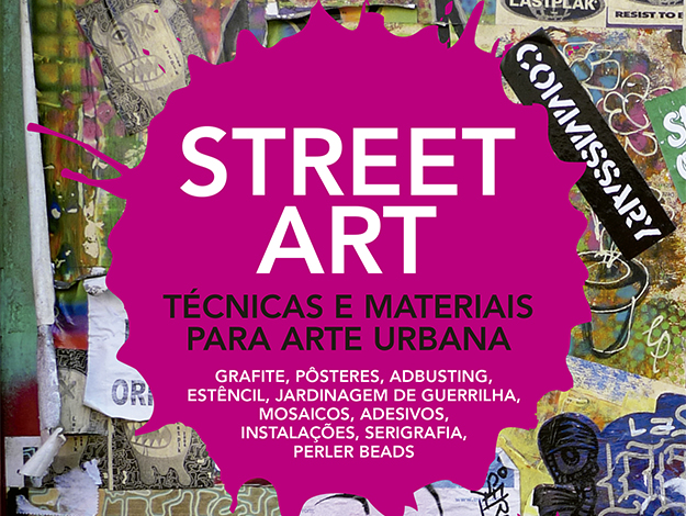 Indicação do parceiro: Fast Food Cultural sobre o livro Street art
