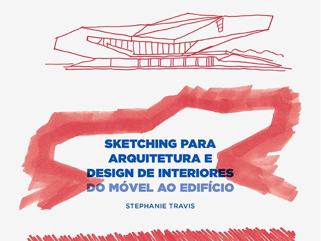 Indicação do parceiro: Design Culture sobre o livro Sketching para arquitetura e design de Interiores