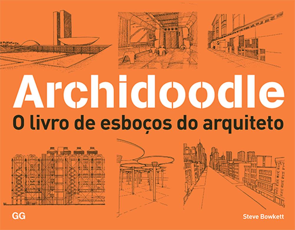 Indicação do parceiro: Clique Arquitetura sobre o livro Archidoodle