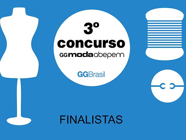 3º Concurso GG Moda - Finalistas