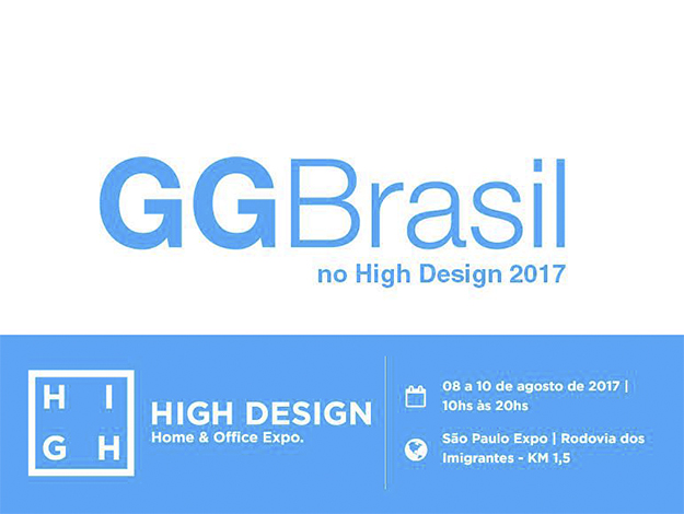 Estamos na High Design - Home & Office Expo