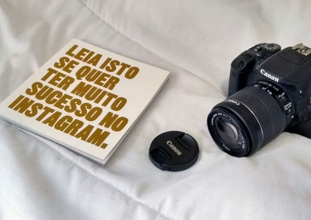 Indicação do parceiro: Bons tutoriais sobre o livro Leia isso se quer ter muito sucesso no Instagram