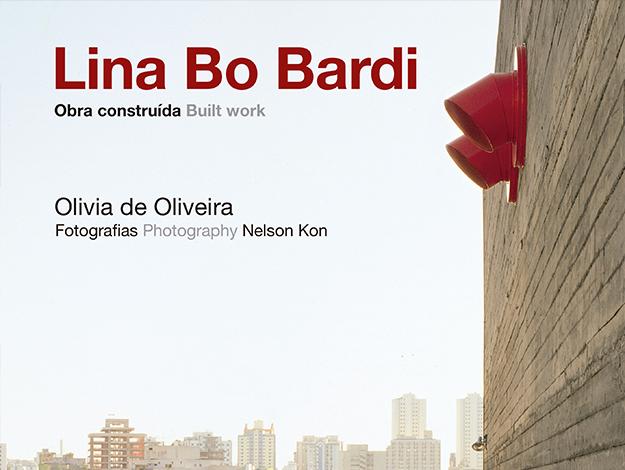 Revista Au entrevista Olivia de Oliveira autora do livro Lina Bo Bardi. Obras construídas